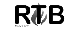 RTB logo black and white